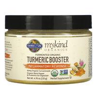 MyKind Organics, Fermented Organic Turmeric Boost, Inflammatory Response, 4.76