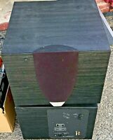 2 Wonderful Jamo E8SUB Sub-woofers Very Good Condition 2 Total Made in Denmark