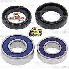 All Balls Rear Wheel Bearings & Seals Kit For Suzuki RM 80 1986-1989 86-89