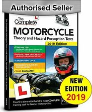 Motorcycle Theory & Hazard Perception Test Complete 2019 Pc Dvd Rom
