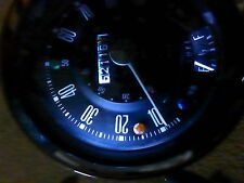 Classic Austin/Morris/Mini Mk 1 3 Smiths Dash Gauges White LED Complete Bulb Set