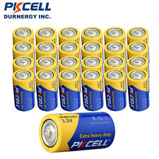 24x C Size Extra Heavy Duty R14P MN1400 1.5V Carbon-zinc Single Use Batteries