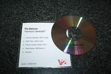 The Datsuns  - Europe promoCD / Harmonic Generator / V2 reocrds VVR50211223