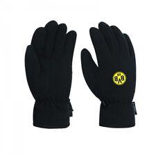 Borussia Dortmund Fleecehandschuh BVB Fleece Handschuh mit Emblem Gr. M/L