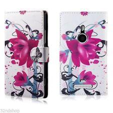 Fundas y carcasas color principal rosa de piel sintética para teléfonos móviles y PDAs Nokia