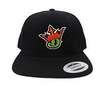Draft Kings Snapback Hat Cap Black NEW Draftkings Official Baseball