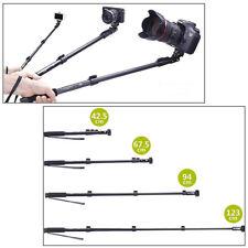 Télescopique Perche Selfie Stick pour Appareil Photo Caméra Smartphone + Support