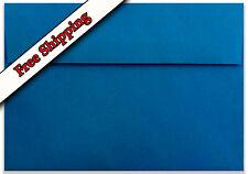Deep Royal Blue Envelopes for Invitations Announcement Shower Weddings Enclosure