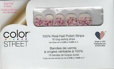 CS Nail Color Strips Cannes-Fetti 100% Nail Polish - Made in the USA!