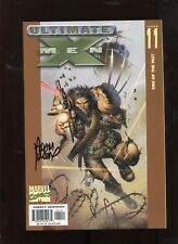 Ultimate X-Men #11 (9.2) Signed By Adam Kubert