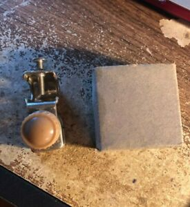 NOS Vintage Auto Parts Dash 1940s 1950s Switch Knob Part