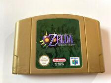 The Legend of Zelda Majora's Mask - N64 Nintendo 64 EUR
