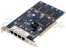 AEI p430tx PCI 4 PUERTOS RJ45 Rápido Ethernet Tarjeta