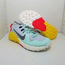 Nike Women's Wildhorse 6 Trail Running Shoes BV7099-400 Size 9 New Green Grey