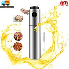 Olive Oil Sprayer for Sprayer Stainless Steel Oil Spray Bottle Pot Kitchen Tools