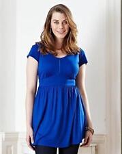 Ladies Blue Plus Size Dresses for Women