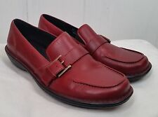 Redwing Red wing leather buckle Loafers Shoes womens size 6.5 B