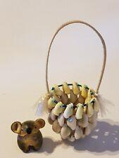 Shell Basket and Shell Koala