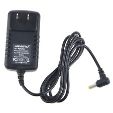 AC DC Adapter For Sylvania SYNET07526 SYNET07526-R SmartBook Mini Laptop Netbook