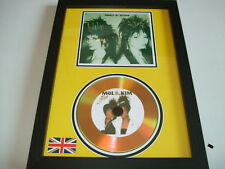 MEL & KIM  SIGNED  GOLD CD  DISC