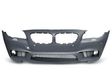Pare choc avant BMW serie 5 F10 10-13 look M5 PDC ABS a peindre (M12)