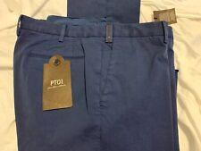 $395 PTO1 Italian Made chino pants   hand made in Italy size US 32 EU 48