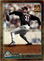 2001 Topps Gold Baseball Card PIck