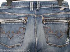 DIESEL yarik regular fit straight leg jeans 0070z W32 L32 (3152)