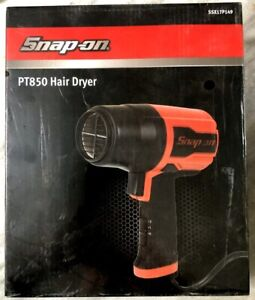 NEW Snap-On PT850 Hair Dryer SSX17P149 Sealed Box