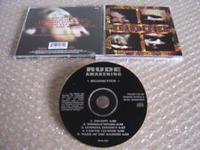 RUDE AWAKENING: Headbutter * Very Rare CD ! * Carbide Helstar Powerlord Powermad