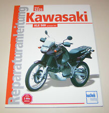 Reparaturanleitung Kawasaki KLE 500 - ab 1991!