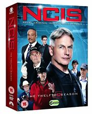 NCIS Complete Season 12 (6 Discs) New and sealed DVD Box Set