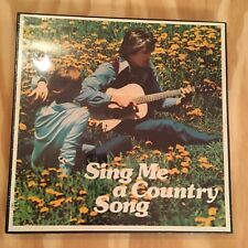 Sing Me A Country Song (A Columbia Musical Treasury) - 6 LP Vinyl 1974 - NEW