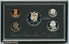 1995 Premier Silver PROOF Coin Set - United States Mint - KU859