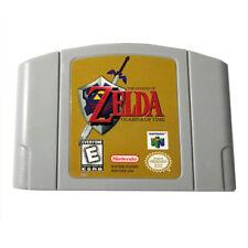 The Legend of Zelda Ocarina of Time  Video Game US For Nintendo N64
