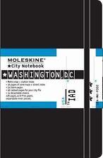 Moleskine City Notebook Washington, D. C. by Moleskine Staff (2008, Print,...