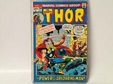 THOR #206 Marvel Comics 1972 VF- Power of Absorbing Man!  FL