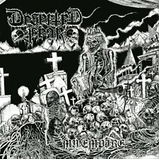 DESERTED FEAR - MY EMPIRE (RE-ISSUE 2018)   CD NEUF