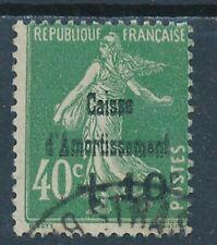 CO - TIMBRE DE FRANCE N° 253 oblitéré