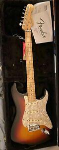 Fender American Standard STRATOCASTER Sunburst 2008