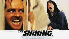 The Shining DVD - Stephen King - CULT CLASSIC THRILLER