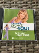 Kathy Smith's Project You: Fat Burning Steady Strides BeachBody DVD