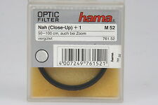 Hama Nahlinse +1, 50-100cm, Ø52mm #76152