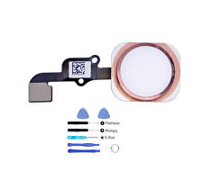 OEM Rose Gold Home Button ID Sensor flex cable iphone 6S / Plus Replacement Tool