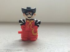 FIGURINE Hamburglar 1995 MAC DONALD'S MC DO JOUET HAPPY MEAL VINTAGE EN LOOSE