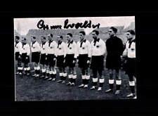 Ottmar Walter DFB Weltmeister 1954 Foto Original Signiert+A 150952