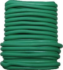 Bindedraht 5 m grün Mit weicher Schaumstoffummantelung