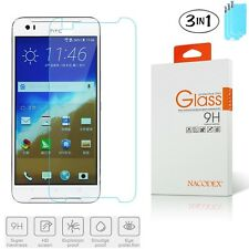 [3 Pack]-Nacodex For HTC Desire 830 [Tempered Glass] HD Glass Screen Protector