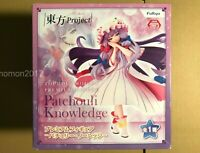 Touhou Project Patchouli Knowledge Premium Figure FuRyu Prize from Japan