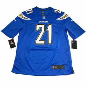 NWT Nike San Diego Chargers LaDainian Tomlinson On Field Jersey M NFL Throwback
